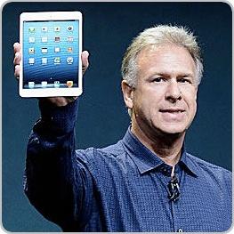 Apple enthüllt iPad Mini und iPad der vierten Generation (mit Video)