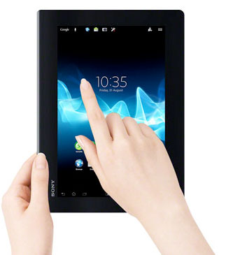 Sony's Xperia Tablet S: Fehlstart
