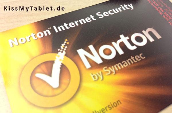 Symantec Norton Die Themenwelt bei KissMyTablet
