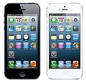 iPhone 5 Preisaktion am Wochenende