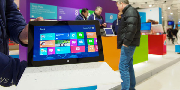 CeBIT 2013: Microsoft zeigt Surface Pro erstmals in Deutschland