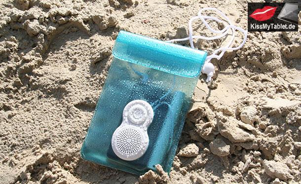 Wasserschutz für das Smartphone