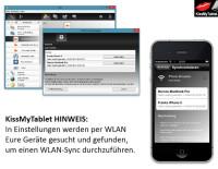 WLAN-Sync bei iPin für Windows