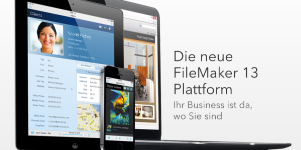 FileMaker 13 Tour im Januar: Launchevents für Kunden