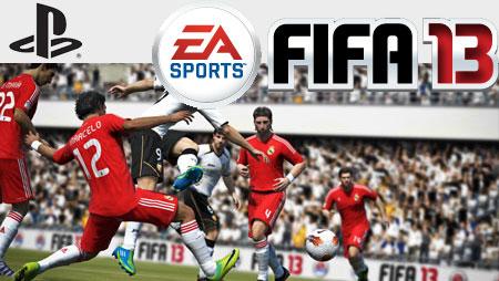 Neujahrsverlosung FIFA 13 – Fußballbegeisterung auf der Konsole