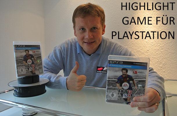 Highlight Game für die Playstation in KissMyTablet.de