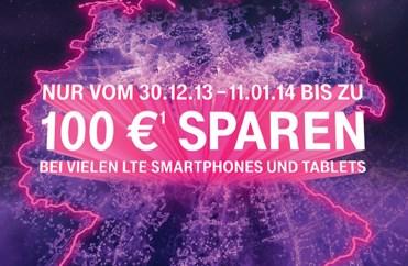 Preisaktion – jetzt LTE-Handy günstiger kaufen