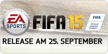 Fühlt das Spiel – FIFA 15 erschienen
