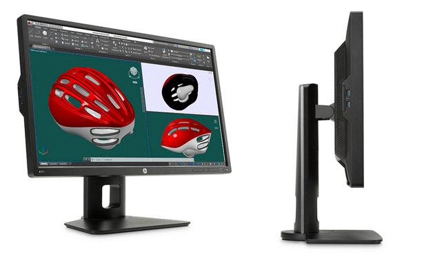 Ultra-HD-Displays für bessere Bildqualität - HP