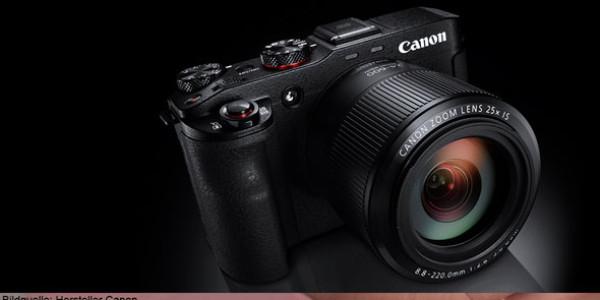 Canon stellt die PowerShot G3 X vor