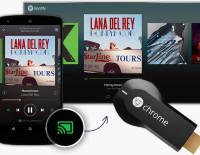 Spotify item easy listening KissMyTablet