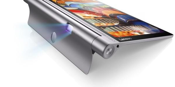 Lenovo Yoga Tab 3 – Der Unterhalter mit Beamer