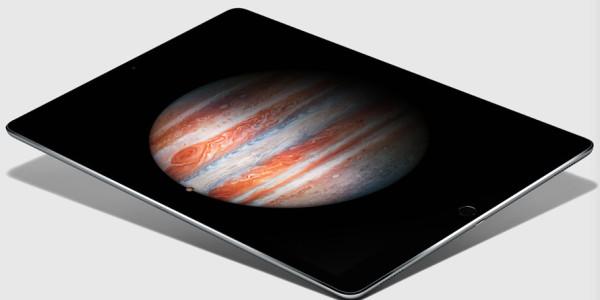 Apple kündigt iPad Pro an – mit Zubehör Apple Pencil und Smart Keyboard