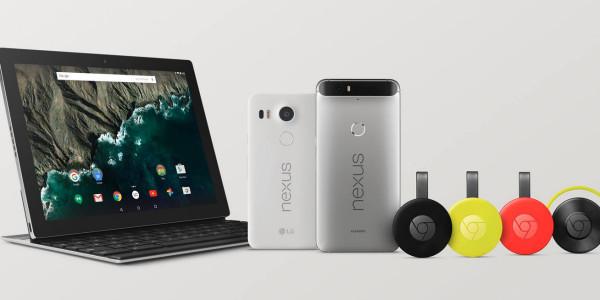 Das Google Nexus Event 2015 – Die Zusammenfassung [Teil 1]