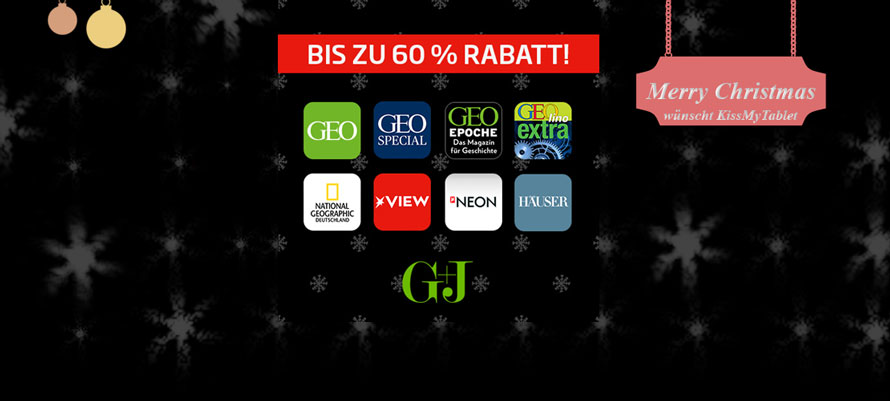 G+J Beitragsbild am 21. Dezember 2015 – Weihnachtsaktion eMag
