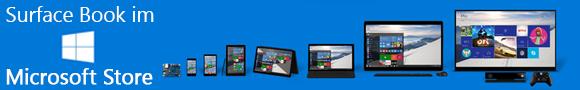 Microsoft Surface Book jetzt im Shop kaufen