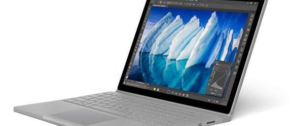 Microsoft Surface Book Hybrid Tablet und Notebook