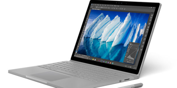 Review: Microsoft Surface Book High-End Laptop und Tablet